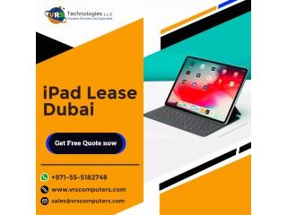 Rent an iPad Today in Dubai at VRS Technologies