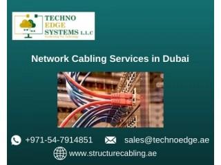 Top Network Cabling Service Providers in Dubai