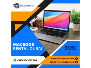 Short Term MacBook Pro Leasing Options in Dubai