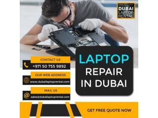 Choose Experts for Repairing Laptops in Dubai
