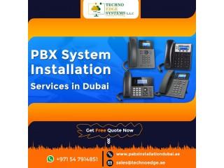 Professional PBX Phone Systems in Dubai