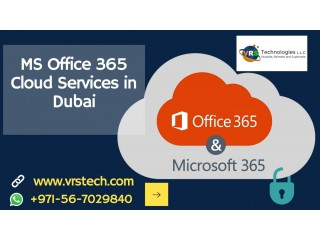 How to Enhance Productivity with MS Office 365 Migration in Dubai?