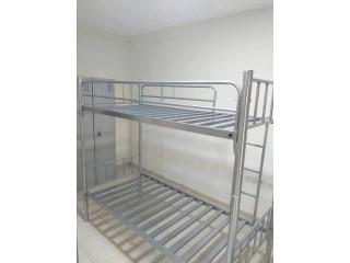 Used bunk beds buying and selling in Al Rashidiya 0567172175