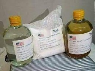 Ssd chemical solution for cleaning stained money