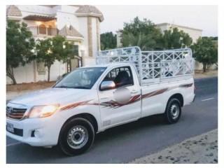 Pickup truck for rent in JBR 0567172175
