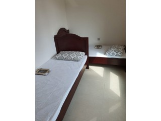 Couples Partitions With Privacy inclusive All, C/Ac, @1000 in Bur Dubai