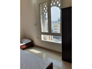 Covered Partitions for Couples in @1000 Inclusive All, C/Ac, In Bur Dubai, With Privacy