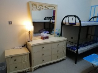 Rooms for Bachelors Accommodation in @2800 Inclusive All, C/Ac, in Bur Dubai,
