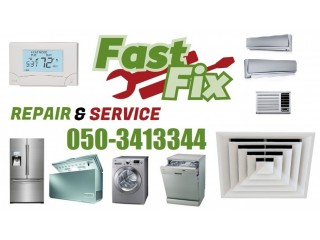 Ac Fridge Washing Machine Service Repair Fixing in Dubai