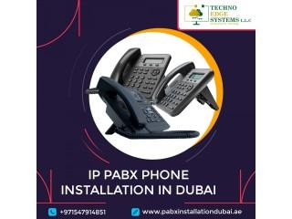 Professional IP PABX Phone Installation in Dubai