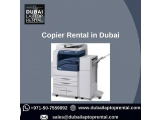 Rent Copiers at Affordable Prices in Dubai