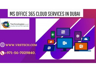 Importance of MS Office 365 Services in Dubai for Successful Business