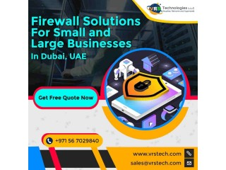 What are the Initial Steps for Firewall Installation Dubai?