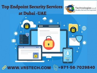 What is the Process of Managing Endpoint Security at Dubai?