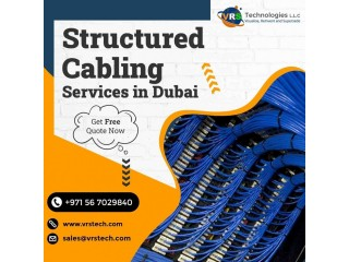 How Structure Cabling Dubai Helps in Reducing Cost?