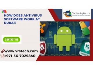 How Antivirus Installation Dubai help in Data Protection?