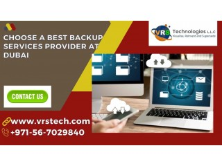 What Role Does Backup Installation Dubai Play In Protecting Data?