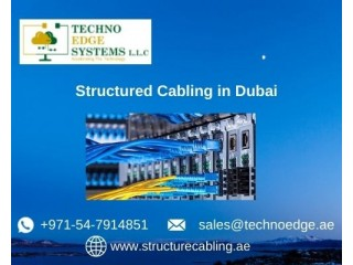 Quality Structured Cabling Services in Dubai