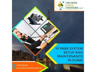 Leading IP PABX Systems Providing Company in Dubai