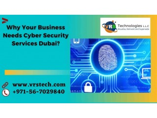 Cyber Security Measures to Protect your Business Data at Dubai