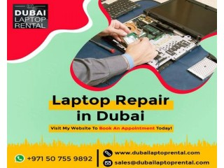 Get your Laptop Repaired in Dubai by Expert Technicians