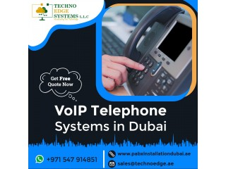 Best Quality VoIP Installation Services in Dubai