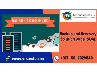 What are the Latest Backup Recover Solutions in Dubai?
