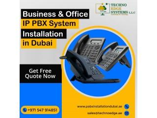 Reliable IP Phone Installation Provider in Dubai