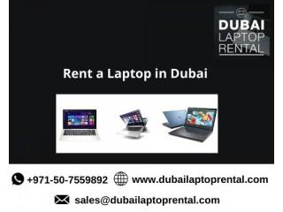 Rent Laptops in Dubai at the Best Price